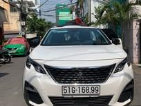Bán xe Peugeot 5008 màu trắng sx 2018