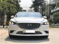 Cần bán Mazda 6 bản 2.5 Premium, sản xuất 2017 model 2018