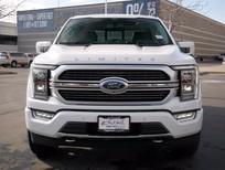 Cần bán xe Ford F150 Limited 2021, màu trắng, xe nhập Mỹ