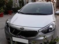 Nhà cần bán lại xe Kia K3 2.0AT 2016, màu bạc, 487tr