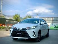 Bán Toyota Vios G sản xuất 2021, màu trắng