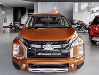 Bán ô tô Mitsubishi Xpander Cross 2020, màu cam, nhập khẩu giá cạnh tranh