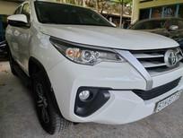 Bán xe Fortuner MT, màu trắng sx 2020, như mới