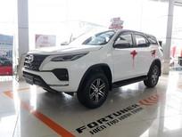 Toyota Fortuner 2021 mới, trả góp 80% chỉ từ 199tr nhận xe ngay - Toyota An Sương