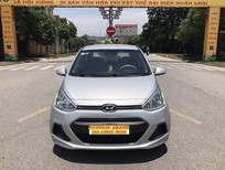 Cần bán lại xe Hyundai i10 1.2MT 2016, màu bạc, xe nhập