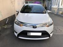 Tôi cần bán Toyota Vios 2018 số sàn, màu trắng