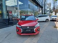 Mitsubishi Attrage mới 2021, màu đỏ, nhập khẩu nguyên chiếc, 375 triệu, Lh Lê Nguyệt