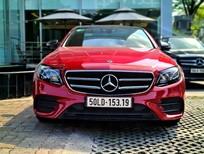 Mercedes-Benz E300 2020, màu đỏ duy nhất, chính hãng