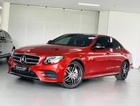 Mercedes-Benz E300 2020, màu đỏ chính hãng, ưu đãi cực sốc