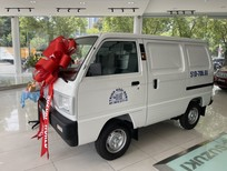 Bán xe tải Suzuki Blind Van 2021 chạy giờ cấm 580Kg