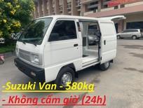 Giá xe tải Suzuki Blind Van 2021, khuyến mãi mới nhất tại TP HCM