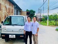 Trả góp xe tải Suzuki Blind Van 2021 mới nhất