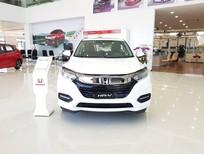 Honda HR-V 2021, ưu đãi lên đến 130tr, hỗ trợ thuế 50%, vay tối đa 80%, đủ màu, giao ngay