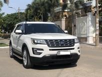 Cần bán gấp Ford Explorer 2018, màu trắng, nhập khẩu chính hãng
