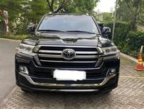 Bán Toyota Land Cruiser 5.7 VXS bản full kịch, sản xuất và đăng ký cuối 2020, lăn bánh 6000 km