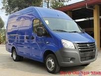 Bán xe tải Van Gaz 670 thùng hàng dài 3.6 mét giá rẻ tại Hưng Yên và Hà Nội
