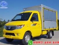 Xe tải KENBO thùng kín cánh dơi. Hỗ trợ trả góp đến 80% giao xe ngay