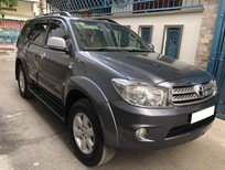Cần bán Toyota Fortuner G 2011, màu xám