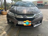 Cần bán Honda City G đời 2016, màu xám, giá 430tr