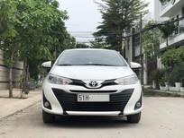 Cần bán lại xe Toyota Vios 1.5 E 2020, màu trắng giá cạnh tranh