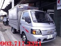 Xe tải Jac 1T5 thùng cánh dơi. Bán xe tải Jac 1T5 thùng cánh dơi giao xe ngay