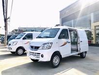 Xe tải Van 5 chỗ Thaco Towner Van5s 2021, tải trọng 750kg