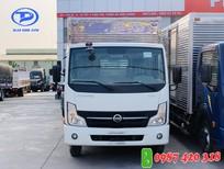 Xe tải Nissan 3T5 thùng kín inox 4m3. Hỗ trợ trả góp đến 80% giao xe ngay