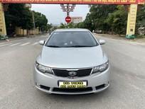 Cần bán xe Kia Forte SLI 2009, màu bạc, xe nhập