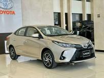 Cần bán Toyota Vios G 2021, màu ghi vàng