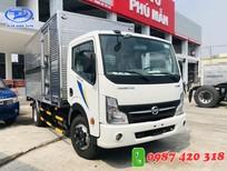 Xe tải Nissan 1T9 Thùng kín inox 4m3. Hỗ trợ trả góp đến 80% giao xe ngay