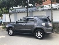 Chính chủ cần bán Toyota Fortuner sx 2013 model 2014