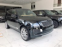 Bán ô tô LandRover Range Rover SV sản xuất 2021, màu đen, nhập mới 100%