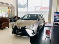 Toyota Vios 2021 giao ngay giá cạnh tranh, hỗ trợ trả góp