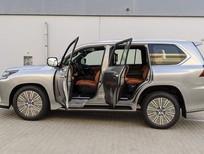 Bán Lexus LX570 MBS phiên bản 4 ghế VIP massage màu vàng sản xuất 2021, nhập mới 100%