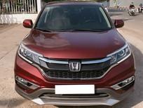 Cần bán Honda CRV TG bản cao nhất 2016