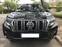 Cần bán Toyota Prado VX sx 2019, đk 2020 màu đen