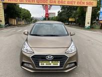 Cần bán gấp Hyundai i10 1.2AT 2019, màu nâu