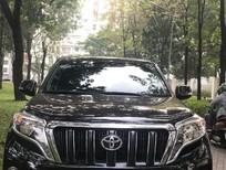 Bán Toyota Prado 2017, màu đen, nhập khẩu chính hãng