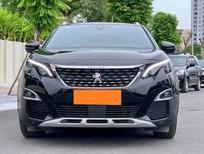 Cần bán Peugeot 5008 1.6 AT 2019, màu đen
