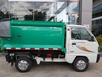 Xe chở rác Thaco Towner 800 tải trọng 620 kg thùng 2.5 khối