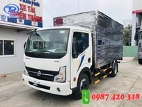 Xe Vinamotor NS 350 3t5 thùng kín inox, hỗ trợ trả góp đến 80% giao xe ngay