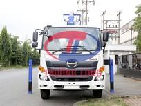 Xe tải cẩu FG 6 tấn 1 gắn cẩu Tadano nâng 5 tấn