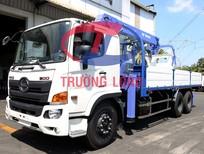 Xe tải cẩu Hino 14 tấn gắn cẩu Tadano 3 tấn