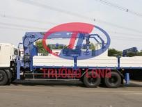 Xe tải cẩu FM 10 tấn lắp cẩu năng 8 tấn