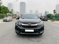 Cần bán Honda CR V L 2018, màu đen, xe nhập, giá tốt
