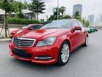 Cần bán lại xe Mercedes C250 2012, màu đỏ
