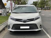 Cần bán gấp Toyota Sienna Limitted 3.5 2018, màu trắng, nhập khẩu nguyên chiếc
