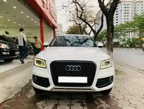 Cần bán Audi Q5 2.0 TFIS 2013, màu trắng, nhập khẩu chính hãng