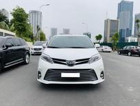 Cần bán lại xe Toyota Sienna limited 3.5 2018, màu trắng, xe nhập