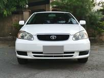 Cần bán lại xe Toyota Corolla Altis MT 2003, màu trắng, xe nhập